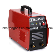 Portable Inverter IGBT Arc Welding Machine (MMA-160A/180A/200A/250A)/China welding machine factory,China welding machine manufacturer