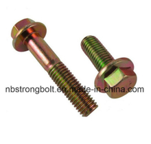 DIN6921 Hex Flange Bolt with Yzp