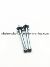 Nk Drive Pin with Matel Washer, Enk 3.7X47, Shooting Nail/China shooting nail factory,China shooting nail manufacturer