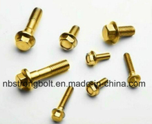 Hex Flange Head Bolt China,China flange bolt factory ,China flange bolt manufacturer