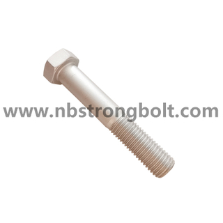 Hex Bolt CL.10.9 With Dacromet/ China hex bolt factory /China bolt manufacturer