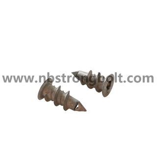 Zinc Alloy High Speed Drive Anchor 4X28/China Drywall Screw Anchor Manufacturer