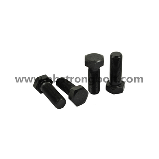 ASTM/ANSI Hex Bolt Gr. 2/5/8 Black,bolt manufacturer,bolt factory