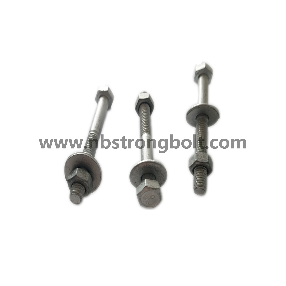 Hex Bolt Customerized with Dacromet 1000hours/China bolt factory,China bolt manufactuer