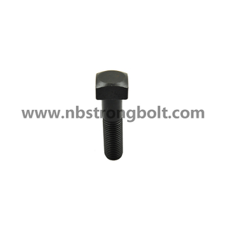 Square Bolt with Black Oxid/China square bolt factory,China square bolt manufacturer