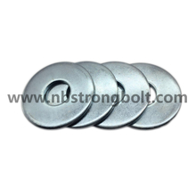 DIN9021 Flat Washer with Zinc/flat Washer DIN9021,China Washer factory,China washer manufacturer