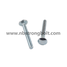 Carriage Bolt with Zinc/China carriage bolt factory,China carriage bolt manufacturer