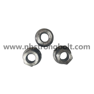 Wheel Nuts Alloy Nuts Lug Nuts for Truck Auto Motor Chrome