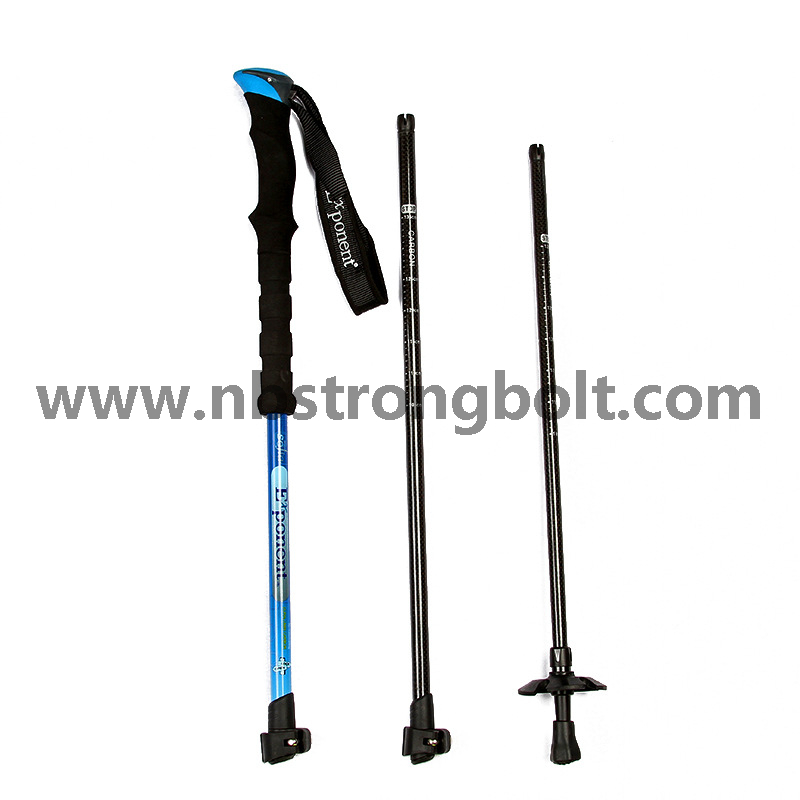 Trekking pole ,Outdoor Professional Aluminum Alloy Expansion Shock,walking sticks,Aluminum Alloy sticks/China profession trekking pole stick,China trekking pole