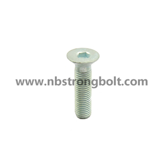 DIN7991 Hex Socket Bolt Zp