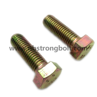 DIN933/DIN931 Hex Bolts Gr. 12.9