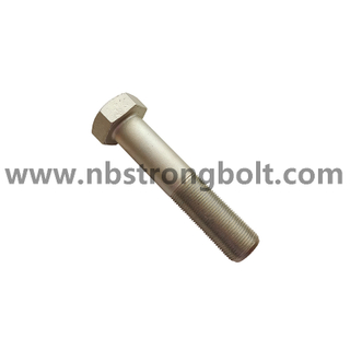 Hex Bolt CL.8.8 Fine Thread With Colored Zinc/ China hex bolt factory /China bolt manufacturer