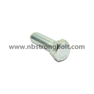 ANSI/ASTM A307A Hex Head Screw/China hex bolt factory,China hex bolt manufacturer