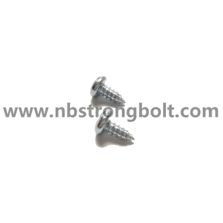 DIN7981 C-H Pan Head Tapping Screw With Cross Recessed M4.2X9.5/China machine screw factory,China machine screw manufacturer