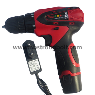 Electric Cordless Screwdriver 12V/China electiric screwdriver factory,China electric tool manufacturer