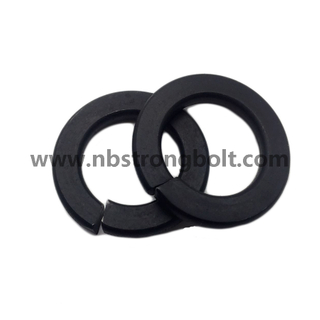 DIN127B Spring Lock Washer with Black Oxid/Spring Lock Washer DIN127B,China Washer factory,China washer manufacturer