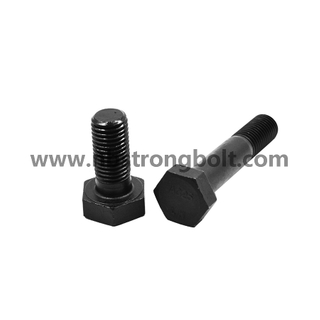 Hex Heavy Structual Bolt ASTM A325 Plain/China Structual Bolt manufacturer,China bolts factory,China hex bolts factory