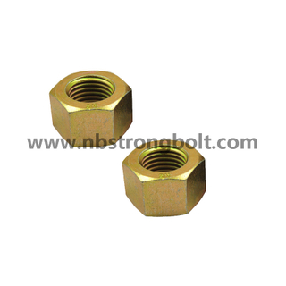 DIN934 Hex Nut, Nut with Black,China nut factory ,China nut manufacturer,China supplier