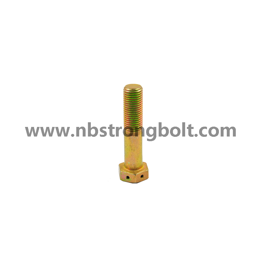 Hex Bolt, Hex Head Bolt H. T./China hex bolt factory,China hex bolt manufacturer