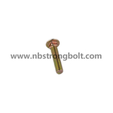 Round Head Square Neck Bolts, carriage bolt DIN603 Gr. 4.8 /China carriage bolt factory,China carriage bolt manufacturer