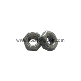 DIN929 Hex Weld Nut / Hex Nut and Hex Weld Nut/China customized nut factory,China custonmized nut manufacturer