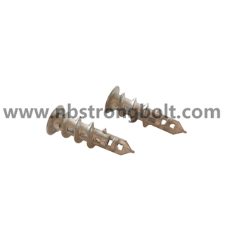 Zinc Alloy Speed Anchor / Single Point 14X38/China Zinc Alloy Speed Anchor Manufacturer