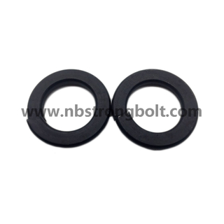 DIN127B Spring Lock Washers with Black Oxid M16/China Washer factory,China washer manufacturer