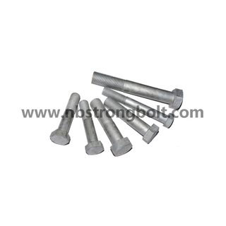 Hex Bolt Gr. 2 Hot DIP Galvanized/China Hex Bolts Factory ,China Hex Bolts Manufacturer