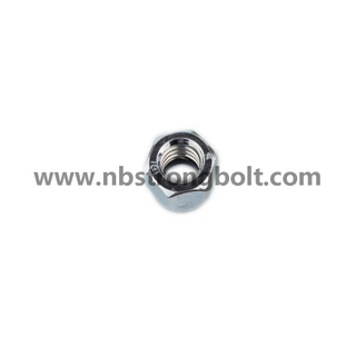 Hex Nut with Zinc Cr3+