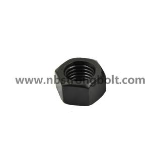 Hex Nut DIN934 Cl. 10 Black China nut factory ,China nut manufacturer,China supplier