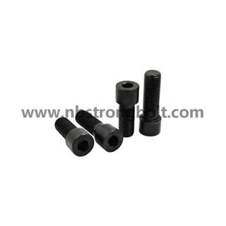 DIN912 Hex Socket Bolts Black Oxid,China bolt factory ,China bolt manufacturer