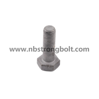 Hex Bolts DIN931 Cl. 6.8 HDG/China hex bolt factory,China hex bolt manufacturer