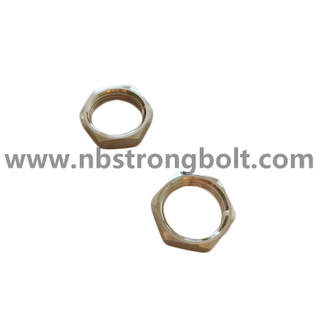Pipe Nut With SS304 G3/4-B / China customized nut factory / China custonmized nut manufacturer