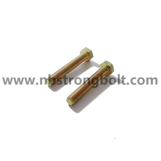 DIN933 Hex Bolt Cl.8.8 With YZP China hex bolt factory China bolt manufacturer